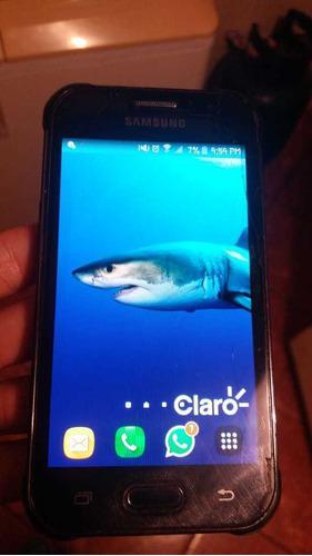 Celular Samsung Galaxy J1 Ace Android Usado Buen Estado