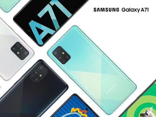 Samsung Galaxy A71. 128gb, 6gb Ram