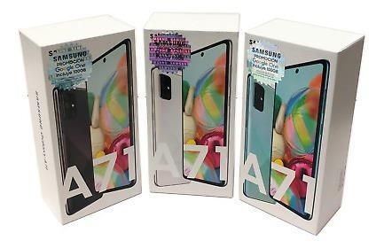 Samsung Galaxy A71 128gb 6gb Ram Sm-a715f/ds