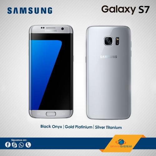 Samsung Galaxy S7 32gb 4g Original Nuevo - Libre De Fábrica