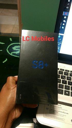 Samsung Galaxy S8+ 64gb Libre Obsequio T/ Centro Civico
