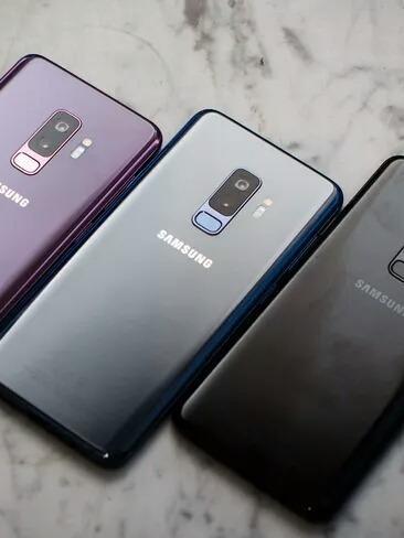 Samsung Galaxy S9 Plus. 64gb, 6gb Ram