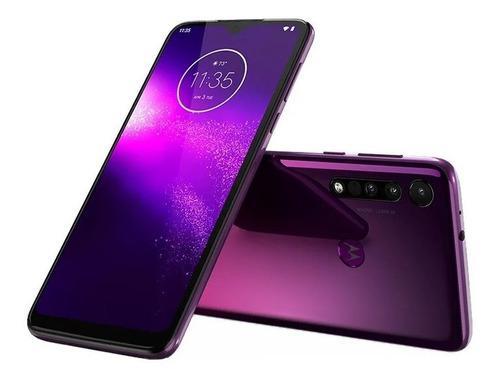 Motorola One Macro 64gb 4gb Ram Nuevo Sellado Tienda Stock