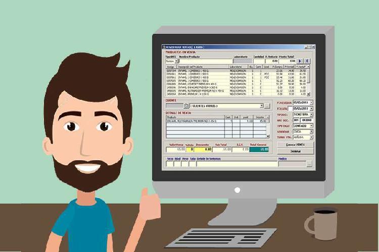 Servicios de programación de sistemas o desarrollo de