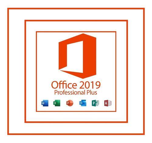 Officee 2019 Pro Plus - 32/64 Bits - Licencia Key