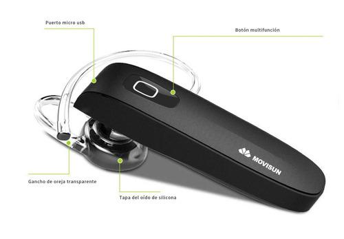 Audifono Bluetooth Handsfree Manos Libres Ms-b1 + Delivery