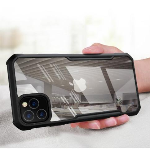 Case Funda Protector Anti-shock iPhone 11 / Pro / Max + Mica