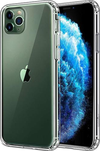 Case Mkeke Shock Absorption Clear Para iPhone 11 Pro Max