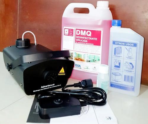 Maquina De Fumigación De Humo Nebulizadora 400 W Con