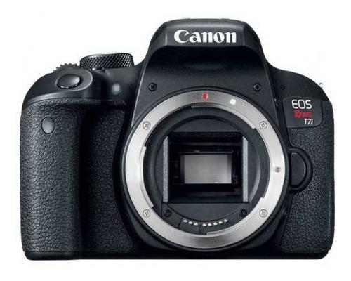 Canon Eos Rebel T7i 24.2mp Full Hd Wifi Sólo Cuerpo