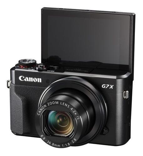 Cámara Canon Powershot G7x Mark Ii. La Mejor Para Youtubers