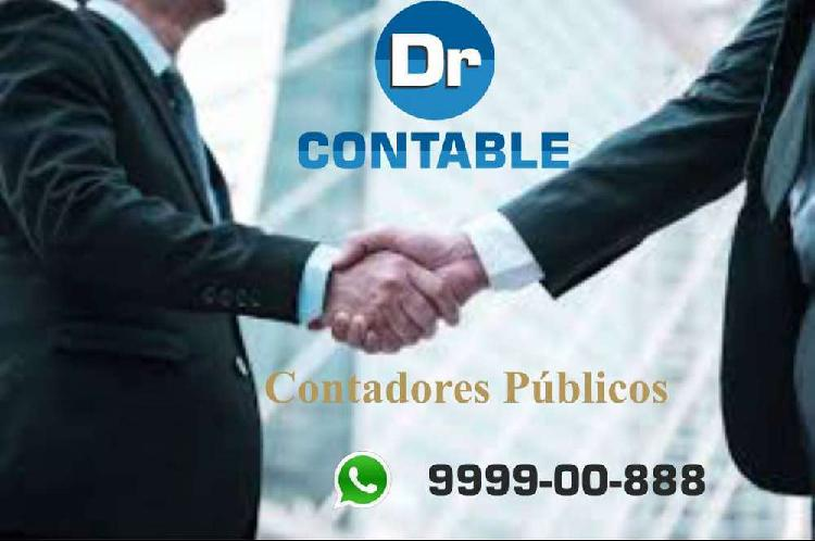 Estudio Contable - DR CONTABLE En SURCO Asesoría Tributaria