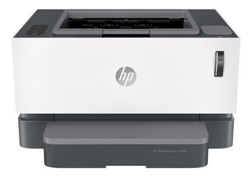 Hp Impresora Hp Laser Neverstop 1000w Monocromo Wifi 4ry23a
