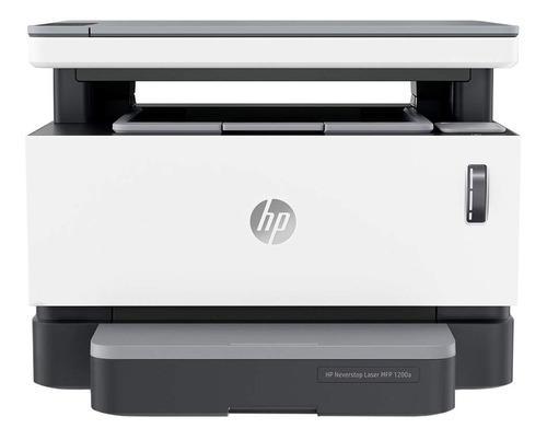 Hp Impresora Multifuncional Laser Neverstop 1200 Mono 4qd21a