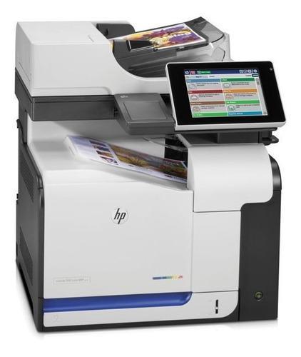 Hp Laserjet Color M 575 Dn A4/duplex/31ppm Con Toners!!!