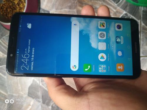 Huawei Y7 2018 Esta Con Imei Original Y Boleta De Compra