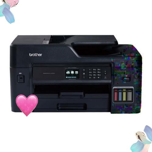 Impresora A3 Brother Mfc T4500dw Multifuncion Wifi Duplex