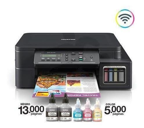 Impresora Multifuncional Brother Digital