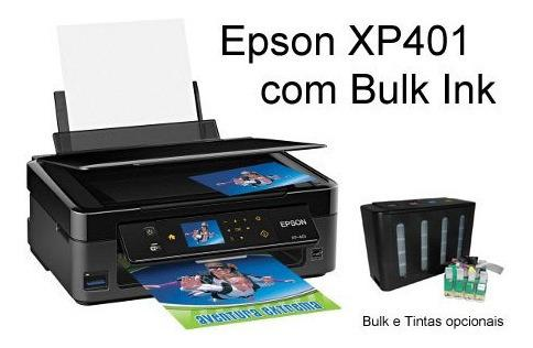 Impresora Multifuncional Epson Xp-401 Con Sistema Continuo