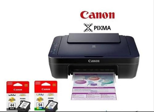 Impresora Multifuncional Tinta Canon Pixma E402