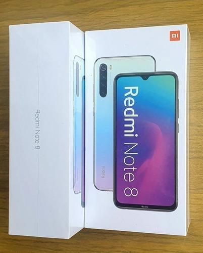 Xiaomi Redmi Note 8 4/ 64 Gb Nuevos Y Sellados