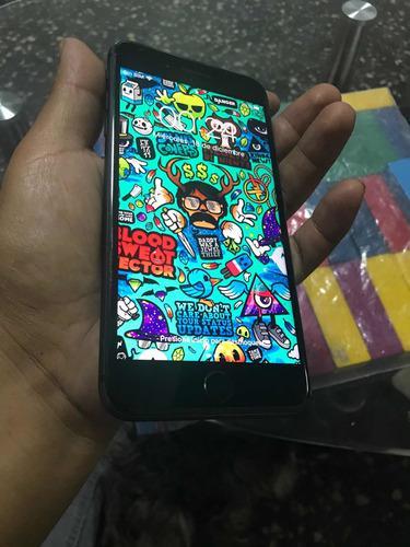 iPhone 8 Plus 64gb Libre Black Estado Físico Carcasa 10/10