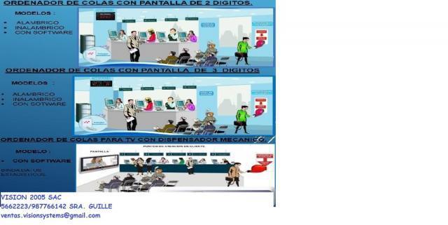 ATENCION DE TURNOS CON 03 DIGITOS en Chachapoyas