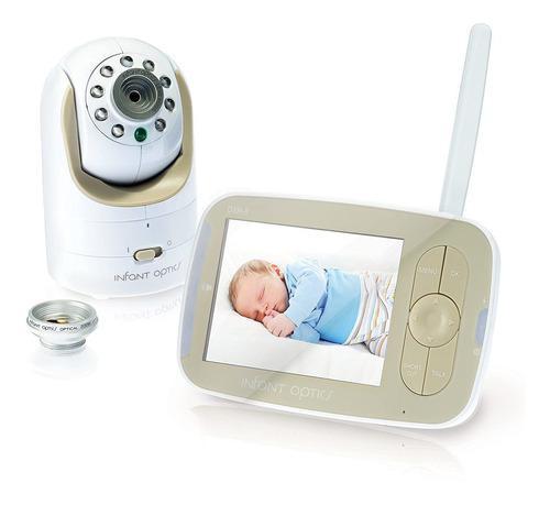 Baby Monitor De Vídeo Con Intercambiables Lente Óptica