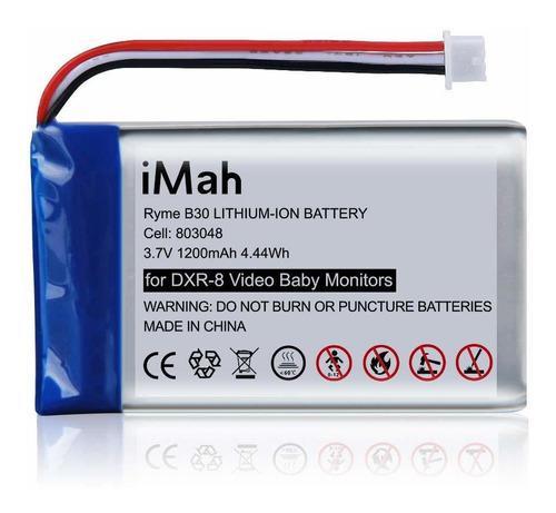 Bateria Para Monitor De Vídeo Dxr-8 De La Marca Infant