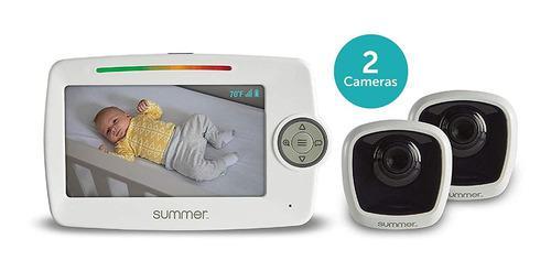 Monitor De Vídeo A Color De 5.0 Pulgadas Con Prestomount