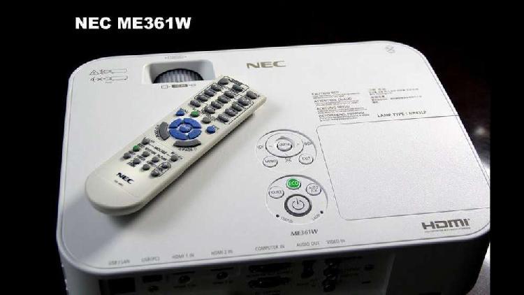 NP-ME361W PROYECTOR MULTIMEDIA NEC