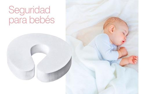 Seguridad Puerta Protección De Bebé Espuma Amortiguador