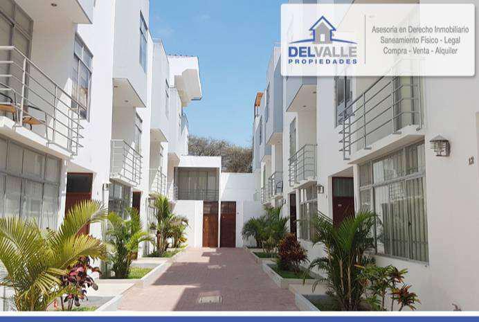 OCASION SE VENDE Bonita Casa en Piura Urbanización El Golf