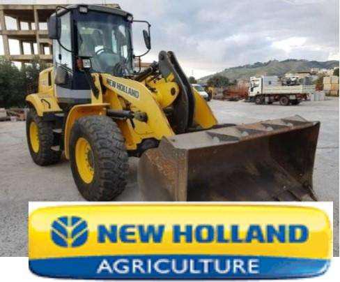 Servicio de escaneo electrónico NEW HOLLAND para vehículos