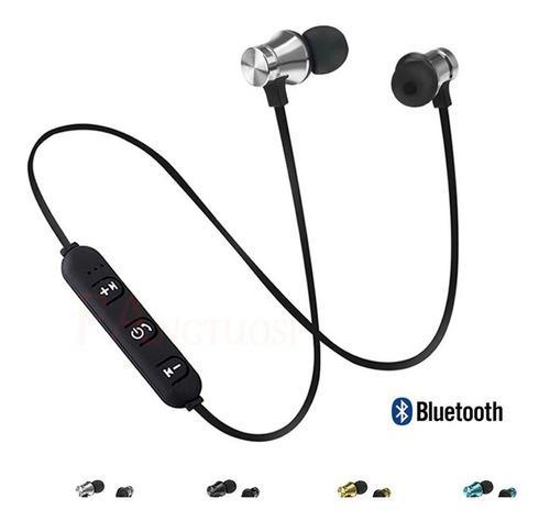 Auricular Bluetooth Inalámbrico Deportivo Microfono