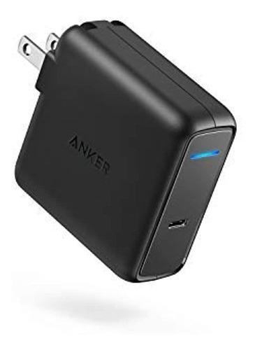 Cargador De Pared Para Macbook Pro, Anker, 60 W, Usb-c, Powe