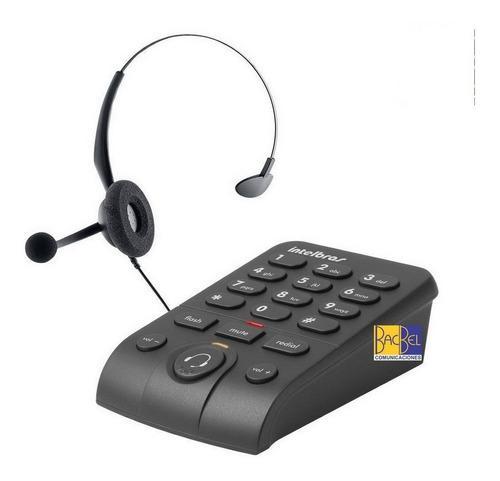 Intelbras - Headset Hsb50 = Plantronics T110 - Call Center