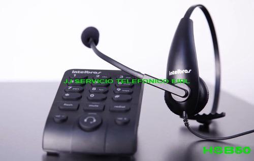 Intelbras Perú - Headset Hsb 50 Plantronics T110 Precio