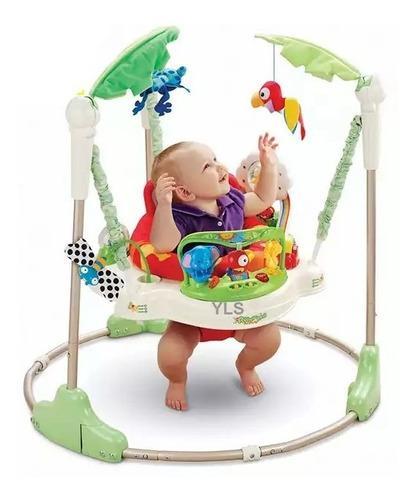 Saltarin Y Centro De Actividades Musicales Bebé Niña Niño