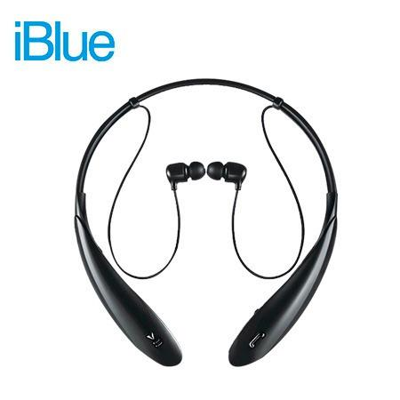 Audifono C/. Microf. Iblue Liberty Sp20 Bluetooth Stereo Bla