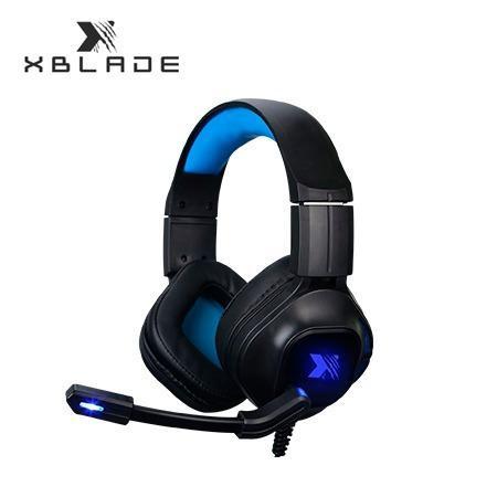 Audifono C/microf. Xblade Gaming Monster Hg8944 Black/blue