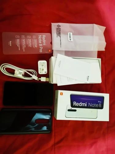 Celular Xiaomi Redmi Note 8 Pro 128gb/6gb Ram/version Global