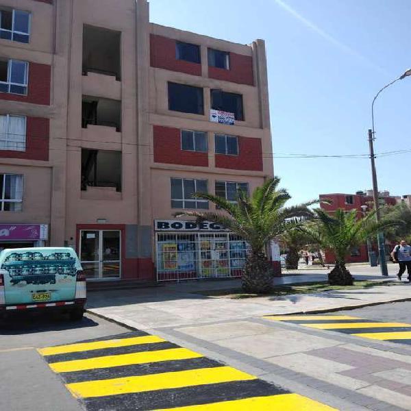 Departamento duplex de venta en San Borja