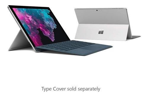 Microsoft Surface Pro 6 - 12.3 128gb Ssd, 8gb Ram