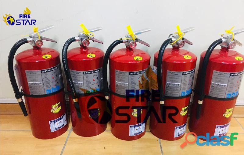 Recarga de Extintores en Ancon Firestar 981322546