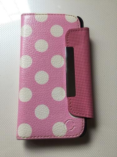 Carcasa Flip Cover Para iPhone 5-5s- Se, Case