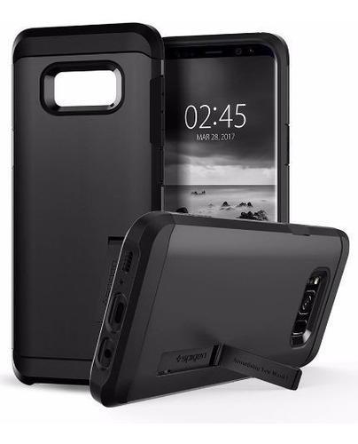 Case Spigen Tough Armor Para Samsung Galaxy S8 Policarbonato