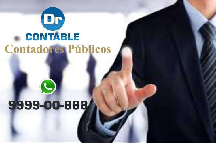 Dr CONTABLE, Asesoría Contable para EMPRENDEDORES