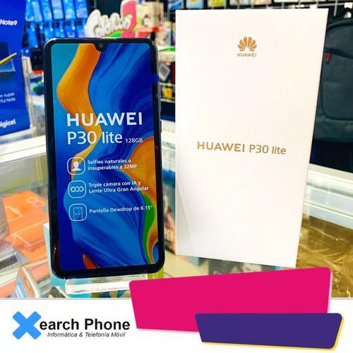 Huawei P30 Lite 128gb, 4gb Ram Nuevo Sellado