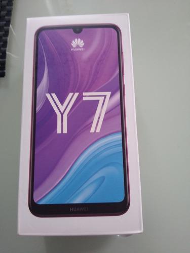 Huawei Y7 2019 4ram 64gb Nuevo En Caja Sellada